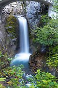 Christine Falls at Mt. Rainier National Park