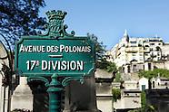 Paris Montmartre Cemetery