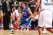 CAMPIONATI EUROPEI STOCCOLMA 2003<br /> ITALIA GRECIA<br /> NELLA FOTO: MATTEO SORAGNA<br /> FOTO CIAMILLO/CASTORIA