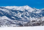 Snowmass ski area.