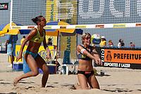 Beachvolleyball, 22. september 2004,  RIO DE JANEIRO<br /> Ingrid Tølen  , NORGE<br /> FOTO LUCIANO PIERANUNZI, DIGITALSPORT