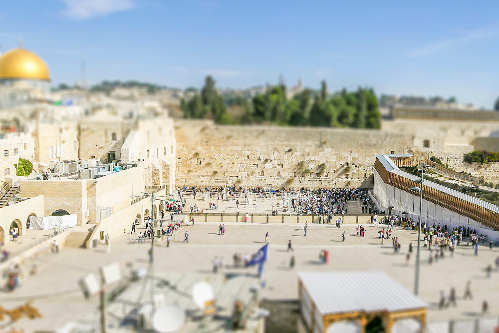 Tilt Shift Israel