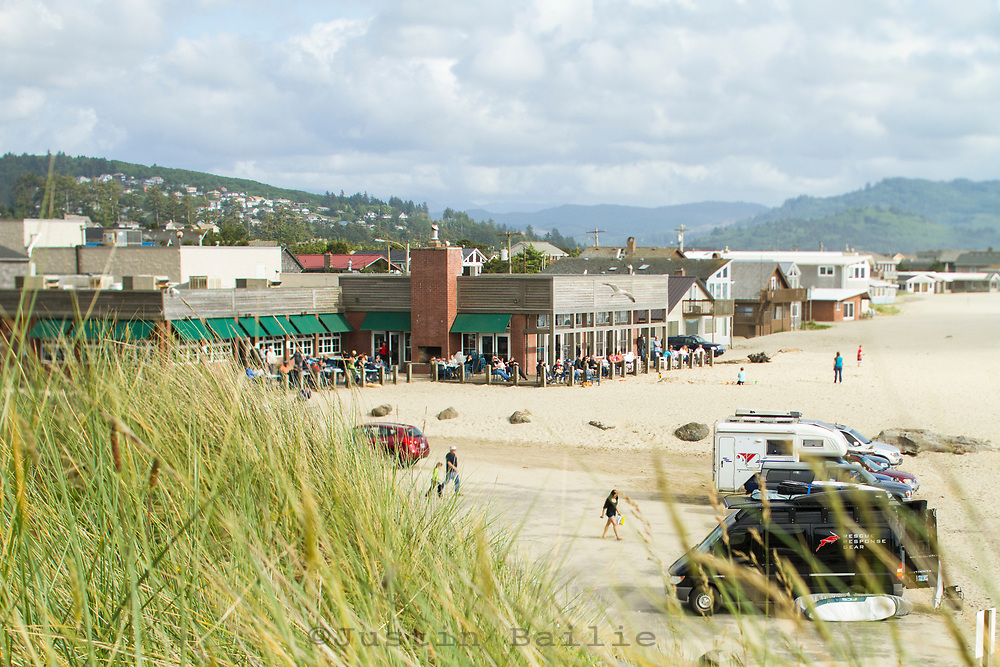 The Pelican Brewery in Pacific City, OR