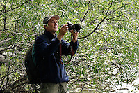 Nature Photographer Konrad Wothe working for Wild Wonders of Europe