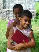 Church Bukama Village, Yasawa Island, Fiji