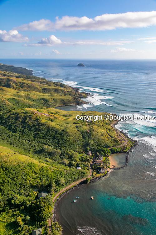 Kumimi Beach, AKA, Murohy Beach, Southeast Shoreline, Molokai, Hawaii