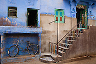 Jodhpur Street Scene,  India