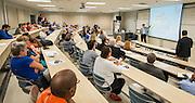 Bond community meeting at Westbury High School, February 8, 2017.