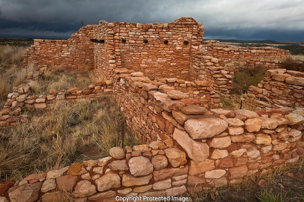 Edge of the Cedars Pueblo, Edge of the Cedars State Park, Utah