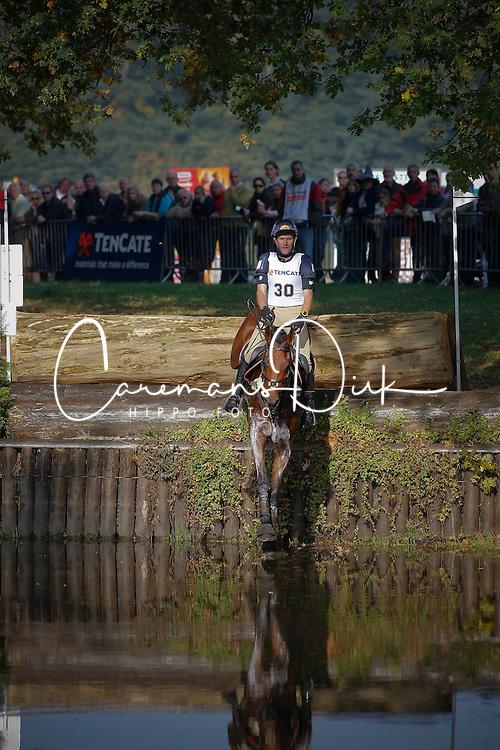 Kooremans Raf (NED) - Vadrouille En Solo<br /> Military Boekelo CCI *2008<br /> Photo &copy; Hippo Foto