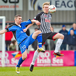 Stranraer v Dunfermline | Scottish League One | 1 March 2014