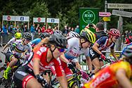 Women U23 Cross Country World Champs at the 2018 UCI MTB World Championships - Lenzerheide, Switzerland
