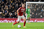 Dael Fry (6) of Middlesbrough during the EFL Sky Bet Championship match between Fulham and Middlesbrough at Craven Cottage, London, England on 17 January 2020.