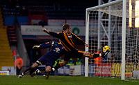 Photo: Alan Crowhurst.<br />Crystal Palace v Hull City. Coca Cola Championship.  20/01/2007. Hull's Jon Parkin goes close late on.