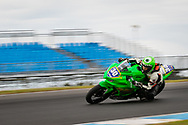 Stephany Kapilawi-James in Race 1, Supersport 300 during round 6 of the Australian Superbike Championship on October 05, 2019 at Phillip Island Circuit, Victoria. (Image Dave Hewison/ Speed Media)