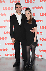 Brett Goldstein and Holli Dempsey attend Loco: Superbob UK Film Premiere as part of The Loco London Comedy Film Festival at BFI Southbank, Belvedere Road, London on Saturday24 January 2015