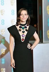 February 11, 2019 - London, New York, United Kingdom of Great Britain and Northern Ireland - Cate Blanchett arriving at the EE British Academy Film Awards on at the Royal Albert Hall on February 10 2019 in London, England  (Credit Image: © Famous/Ace Pictures via ZUMA Press)