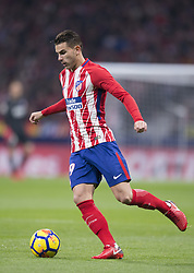 November 18, 2017 - Madrid, Madrid, Spain - Lucas during the match between Atletico de Madrid and Real Madrid, week 12 of La Liga at Wanda Metropolitano stadium, Madrid, SPAIN - 18th November of 2017. (Credit Image: © Jose Breton/NurPhoto via ZUMA Press)