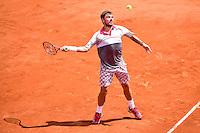 Stanislas WAWRINKA - 05.06.2015 - Jour 13 - Roland Garros 2015<br />Photo : Dave Winter / Icon Sport