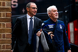 Nottingham Forest manager Martin O'Neill arrives at the City Ground for his first match in charge in a Sky Bet Championship fixture against Bristol City - Mandatory by-line: Robbie Stephenson/JMP - 19/01/2019 - FOOTBALL - The City Ground - Nottingham, England - Nottingham Forest v Bristol City - Sky Bet Championship