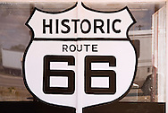 Historic Route 66, Tucumcari, New Mexico