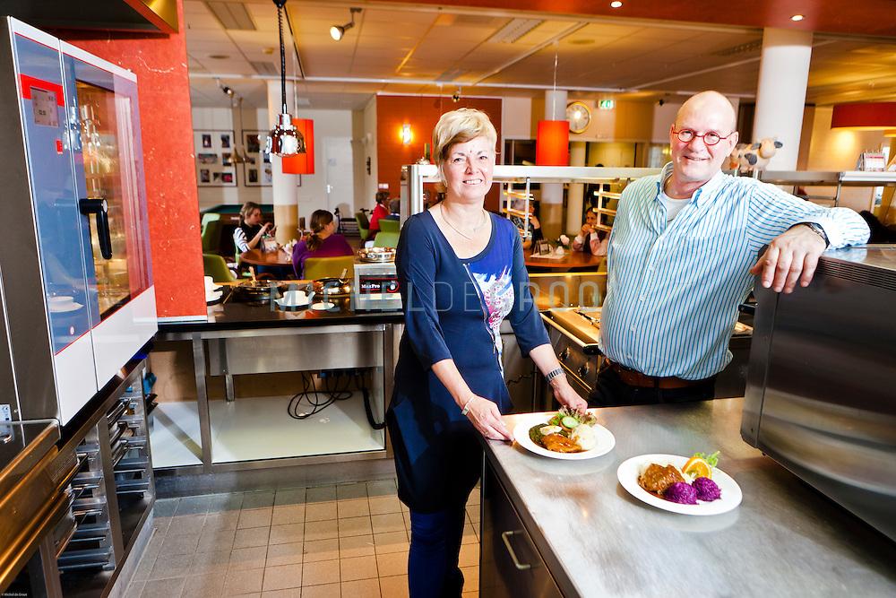 Jannie Storm en Jan Cees de Kam van de Wielborgh