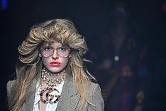 Gucci Show - Milan Fashion Week SS18 - 21 Sep 2017
