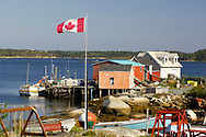 Harbor, West Dover, Nova Scotia, Maritimes, Canada