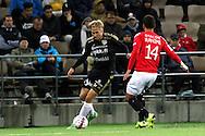 28.9.2015, Sonera Stadion, Helsinki.<br /> Veikkausliiga 2015.<br /> Helsingfors IFK - Seinäjoen Jalkapallokerho<br /> Henri Aalto - SJK