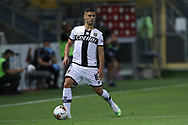 Parma Calcio's French defender Vincent Laurini during the Serie A match at Stadio Ennio Tardini, Parma. Picture date: 28th June 2020. Picture credit should read: Jonathan Moscrop/Sportimage