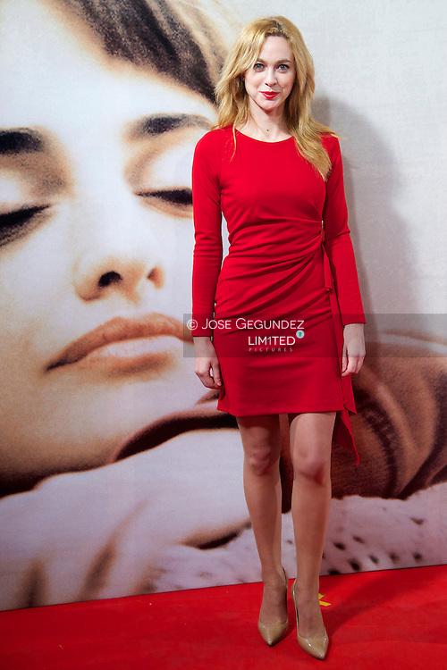 Marta Hazas attends 'Venuto Al Mondo' Premiere at Capitol Cinema in Madrid