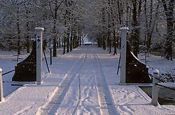 Trom Winter, koud, cold