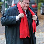NLD/Laren/20121031 - Uitvaart Joop Stokkermans, Jacques Senf