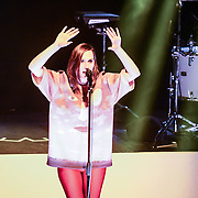 Yelle at 930 Club on October 11, 2014.