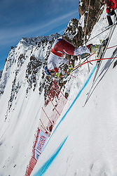 09.02.2017, St. Moritz, SUI, FIS Weltmeisterschaften Ski Alpin, St. Moritz 2017, Abfahrt, Herren, Training, im Bild Beat Feuz (SUI) am Free Fall // Beat Feuz of Switzerland at the free fall in action during the practice run of men's Downhill of the FIS Ski World Championships 2017. St. Moritz, Switzerland on 2017/02/09. EXPA Pictures © 2017, PhotoCredit: EXPA/ Alessandro Della Bella/ POOL