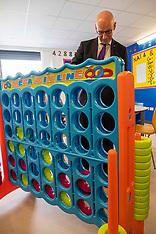 John  Swinney announces funding for improving school attainment, Edinburgh, 30 May 2019