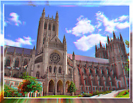Washington DC National Cathedral