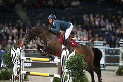 Bluman Daniel, (COL), Conconcreto Apardi<br /> Grand Prix of Stuttgart <br /> Longines FEI World Cup<br /> Stuttgart - German Masters 2015<br /> © Hippo Foto - Stefan Lafrentz