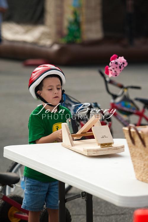 Bike Rodeo .8/22/09