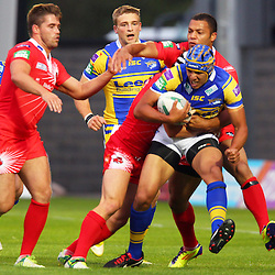 Salford Reds v Leeds Rhinos | Superleague | 9 August 2013
