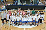 TRENTO 09/08/2013 - ALLENAMENTO<br /> NELLA FOTO team<br /> FOTO CIAMILLO