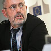 04 June 2015 - Belgium - Brussels - European Development Days - EDD - Urban - Solid ground - Access to land for vulnerable people in developing countries - Placido Aguilar © European Union