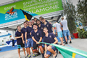 2015 Snipe Worlds - Talamone. Italy<br />  © Matias Capizzano
