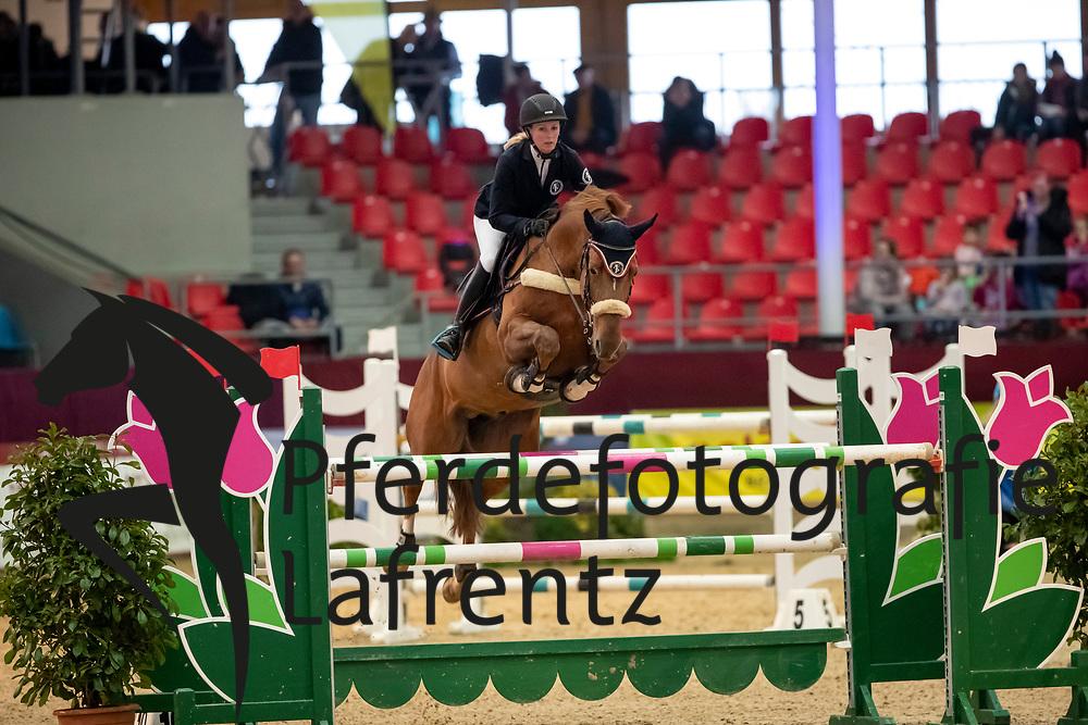 STROMAN Amke (GER), Grande 186<br /> Neustadt-Dosse - CSI 2019<br /> Preis der Hengststation Maas J. Hell GmbH<br /> Large Tour<br /> 11. Januar 2019<br /> © www.sportfotos-lafrentz.de/Stefan Lafrentz
