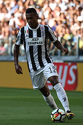 August 19, 2017 - Turin, Italy - Alex Sandro in action during the Serie A football match n.1 JUVENTUS - CAGLIARI on 19/08/2017 at the Allianz Stadium in Turin, Italy. (Credit Image: © Matteo Bottanelli/NurPhoto via ZUMA Press)