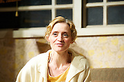 Strange Interlude<br /> by Eugene O'Neill directed by Simon Godwin <br /> at The Lyttelton Theatre, London, Great Britain <br /> 3rd June 2013 <br /> press photocall <br /> <br /> Anne-Marie Duff as Nina Leeds<br /> <br /> Charles Edwards as Charles Marsden <br /> <br /> Darren Pettie as Edmund Darrell <br /> <br /> Jason Watkins as Sam Evans <br /> <br /> <br /> Photograph by Elliott Franks