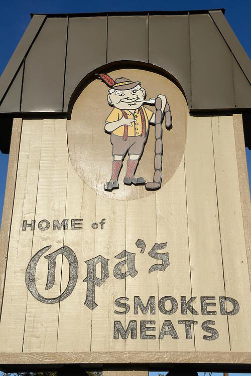 Opas Smoked Meats,Fredericksburg,Hill Country,Texas,USA