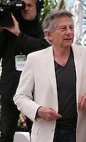 Director Roman Polanski at Venus in Fur - La Venus A La Fourrure Photocall Cannes Film Festival On Saturday 26th May May 2013