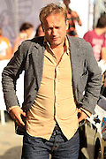 21.SEPTEMBER.2013. SAN SEBASTIAN<br /> <br /> VINCENT PEREZ ARRIVES AT THE MARIA CRISTINA HOTEL FOR THE SAN SEBASTIAN FILM FESTIVAL<br /> <br /> BYLINE: EDBIMAGEARCHIVE.CO.UK<br /> <br /> *THIS IMAGE IS STRICTLY FOR UK NEWSPAPERS AND MAGAZINES ONLY*<br /> *FOR WORLD WIDE SALES AND WEB USE PLEASE CONTACT EDBIMAGEARCHIVE - 0208 954 5968*