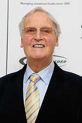 Nicholas Parsons at The Oldie of The Year awards held in London, Tuesday 7th February 2012. Photo by: i-Images
